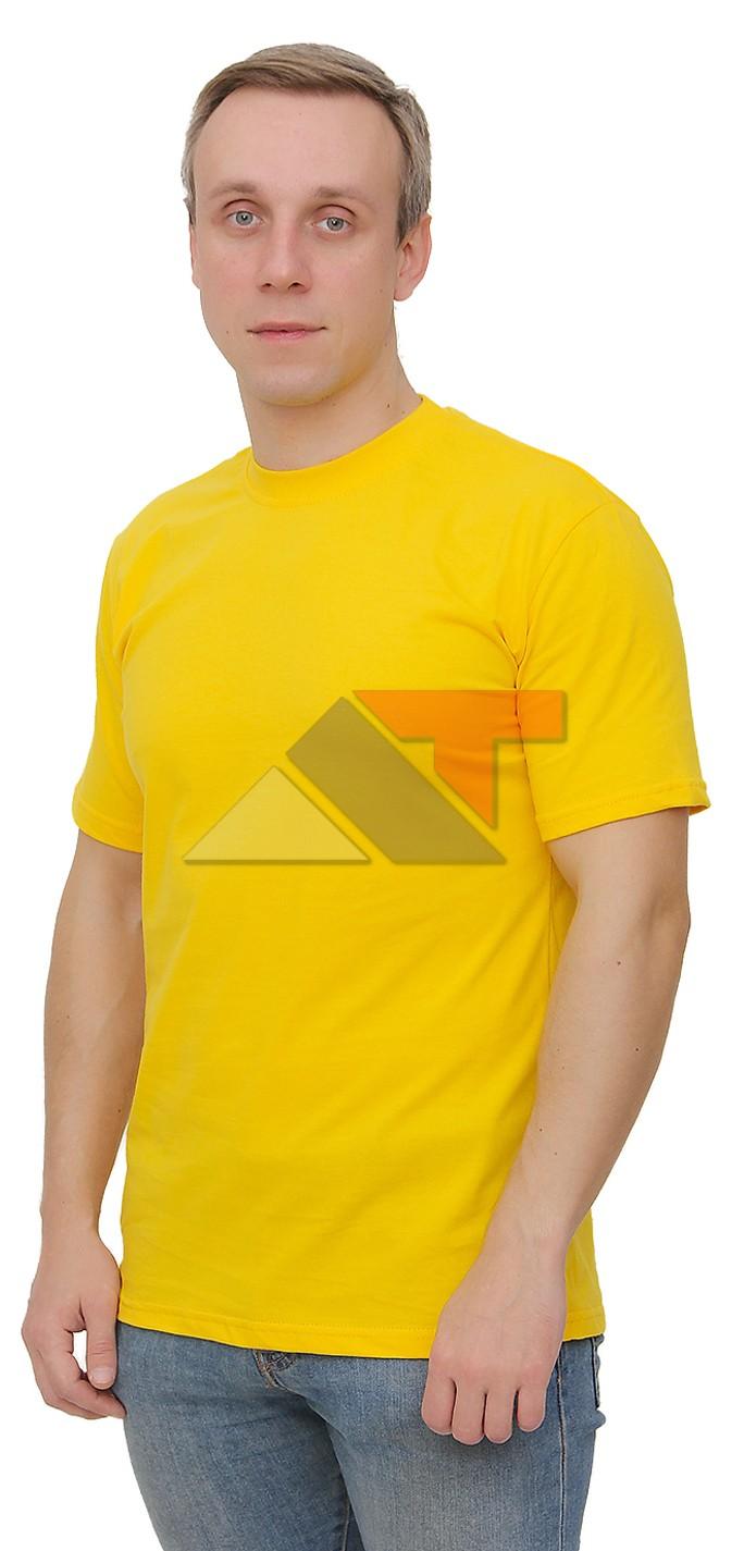 f03cdfa25d3f Футболка интерлок цвет желтый в оптово-розничном интернет-магазине из  Иваново. Футболка интерлок ...
